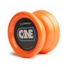 YoYoFactory ONE yo-yo narancs