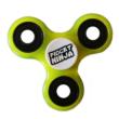 Fidget Spinner - Tri Spinner, zöld