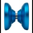 YoYoFactory Shutter Wide Angle yo-yo, aqua