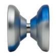 YoYoFactory Shutter Wide Angle yo-yo, kék-arany