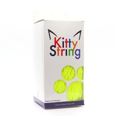 Kitty String yo-yo zsinór, normál, neon sárga