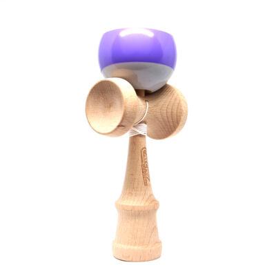 YoYoFactory Catchy Standard kendama, lila-szürke