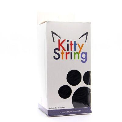 Kitty String yo-yo zsinór, normál, fekete