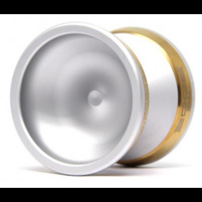 YoYoFactory Edge yo-yo ezüst-arany