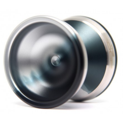 YoYoFactory Edge yo-yo fekete-ezüst