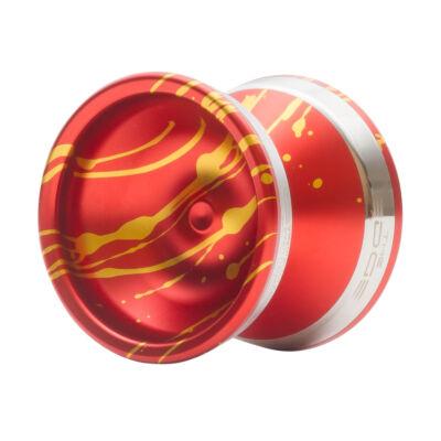 YoYoFactory Edge yo-yo piros/arany