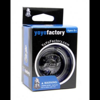 YoYoFactory F.A.S.T. 201 yo-yo, kék (kis dobozos)