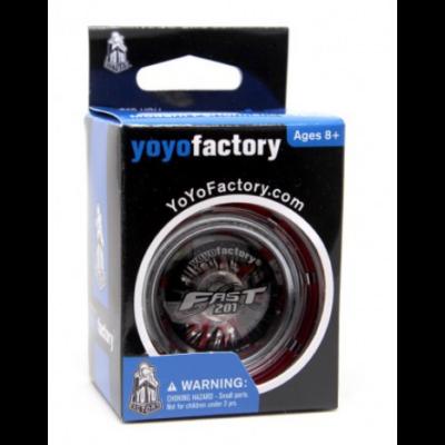 YoYoFactory F.A.S.T. 201 yo-yo, piros (kis dobozos)