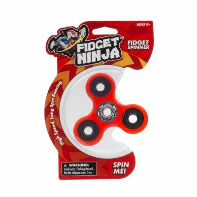Fidget Spinner - Tri Spinner, piros