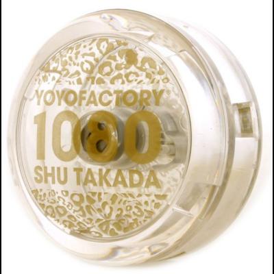YoYoFactory Loop 1080 yo-yo, átlátszó
