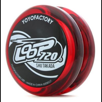 YoyoFactory Loop 720 yo-yo, piros