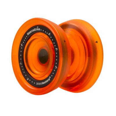 YoYoFactory Northstar yo-yo, narancs