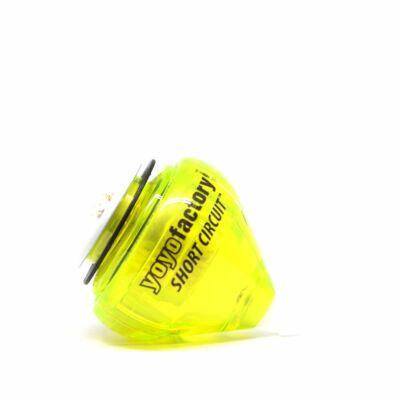 YoYoFactory Short Circuit peonza sárga