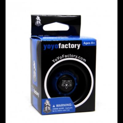 YoYoFactory Velocity 2.0 yo-yo, fekete (kis dobozos)