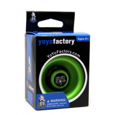 YoYoFactory Velocity 2.0 yo-yo, zöld (kis dobozos)