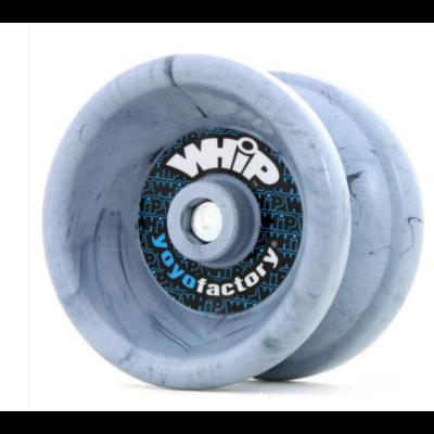 YoYoFactory Whip yo-yo, grey marble
