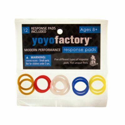 YoYoFactory Response Pad Pro Pack színes