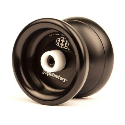 YoYoFactory 888 yo-yo fekete