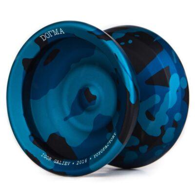 YoYoFactory Dogma yo-yo fekete/kék