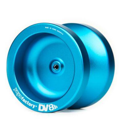 YoYoFactory DV888 yo-yo kék