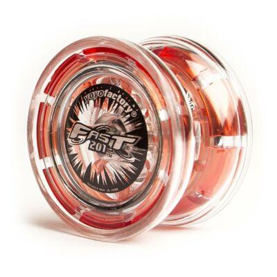YoYoFactory F.A.S.T. 201 yo-yo piros