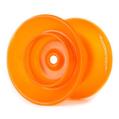 YoYoFactory Flight yo-yo narancs