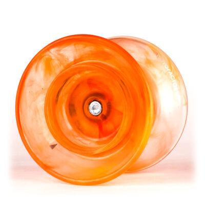 YoYoFactory Flight yo-yo fire marble