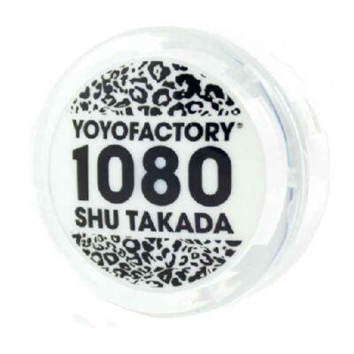 YoYoFactory Loop 1080 yo-yo átlátszó-fehér