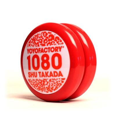YoYoFactory Loop 1080 yo-yo, piros/fehér