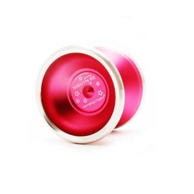 YoyoFactory Nightmare yo-yo pink