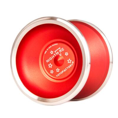 YoYoFactory Nightmare yo-yo piros