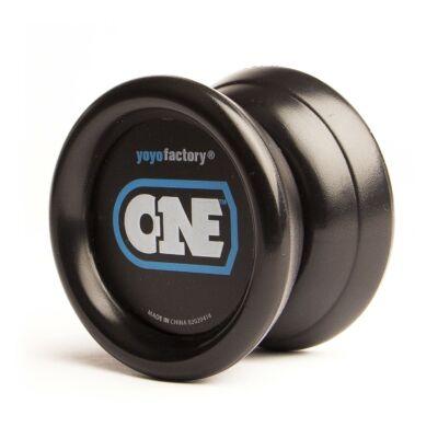 YoYoFactory ONE yo-yo fekete