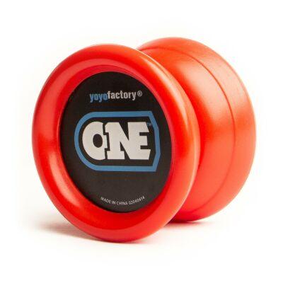 YoYoFactory ONE yo-yo piros