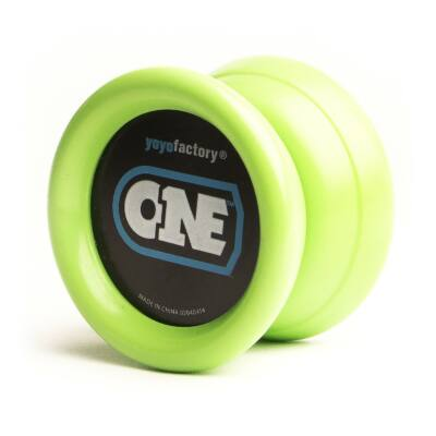 YoYoFactory ONE yo-yo zöld