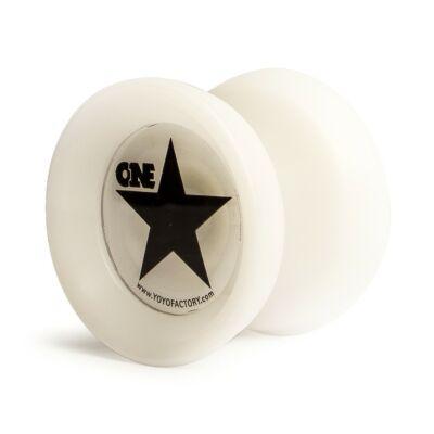YoYoFactory Onestar yo-yo fehér