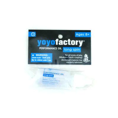 YoYoFactory Performance olaj long spin kék