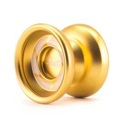 YoYoFactory Shutter yo-yo, arany
