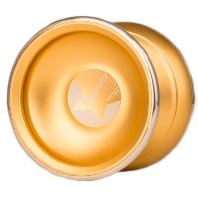 YoYoFactory Superstar yo-yo arany