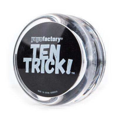 YoYoFactory Ten Trick yo-yo áttetsz?/fekete