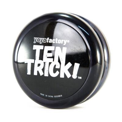 YoYoFactory Ten Trick yo-yo füst/fekete