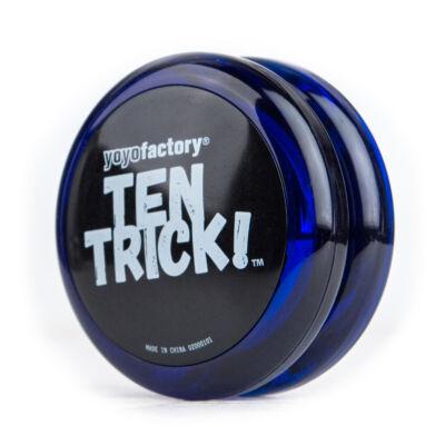 YoYoFactory Ten Trick yo-yo kék/fekete