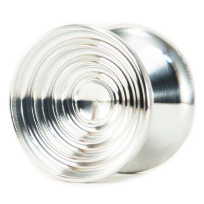 YoYoFactory Turntable yo-yo ezüst