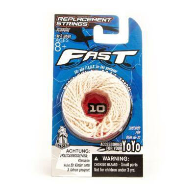 YoYoFactory yo-yo zsinór 10 db-os fehér