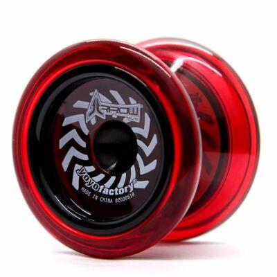 YoYoFactory Arrow yo-yo, piros