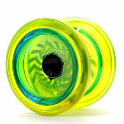 YoYoFactory Arrow yo-yo, sárga