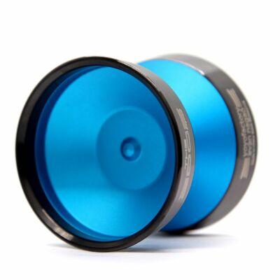 YoYoFactory Edge Beyond yo-yo, kék-fekete