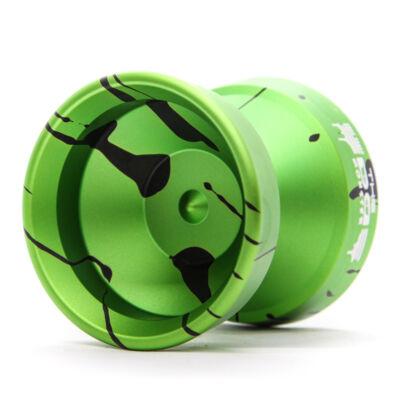 YoYoFactory Edge Monster yo-yo, zöld-fekete