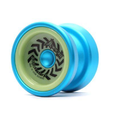 YoYoFactory Metal Arrow yo-yo, kék