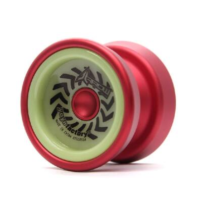 YoYoFactory Metal Arrow yo-yo, piros