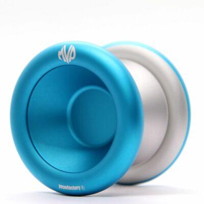 YoYoFactory MVP 3 yo-yo, kék-ezüst